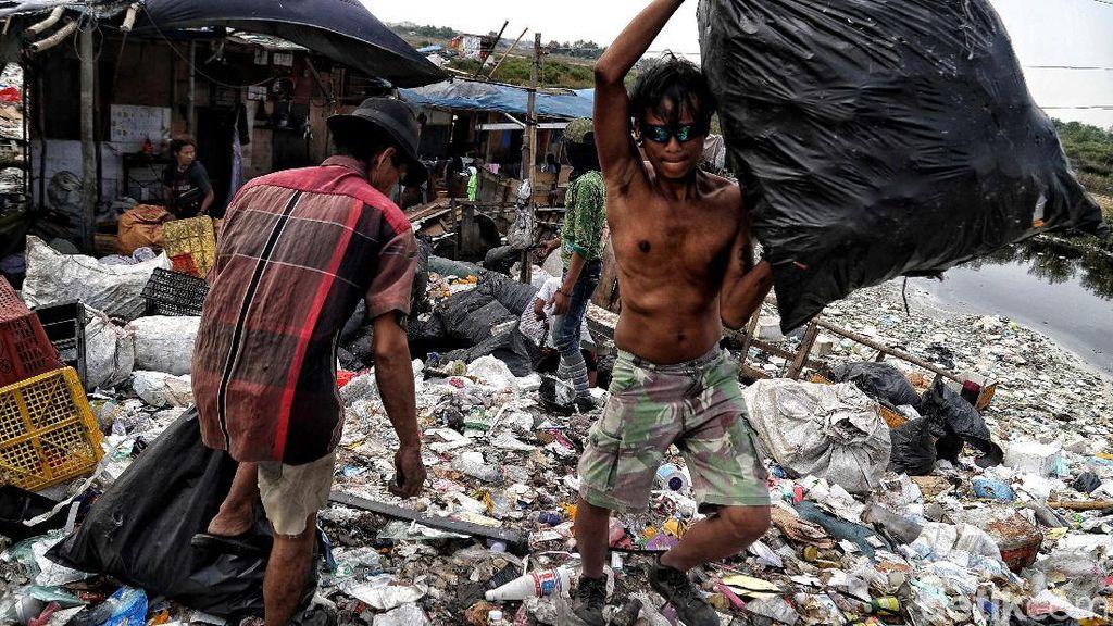 Yang Tersisa di Pemukiman Pemulung BKT Marunda