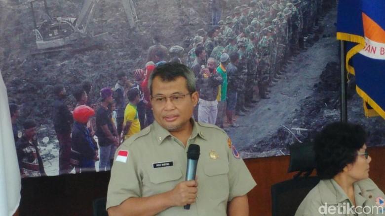 Hujan Buatan Turun di Kalbar-Kalteng-Kalsel-Riau