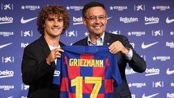 Transfer Griezmann dari Atletico ke Barcelona Akan Diselidiki?