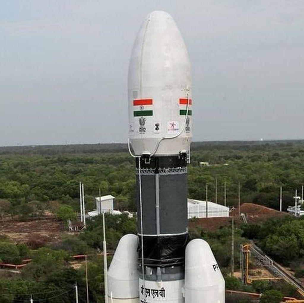 Sempat Gagal, India Belum Menyerah ke Bulan