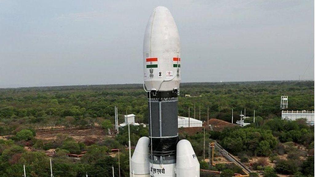 Gagal Mendarat di Bulan, India Senasib dengan Israel