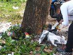 Polisi Buru Pembuang Mayat Bayi dalam Kresek di Ciamis