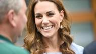 Momen Mesra Kate Middleton dan Pangeran William di Final Wimbeldon 2019