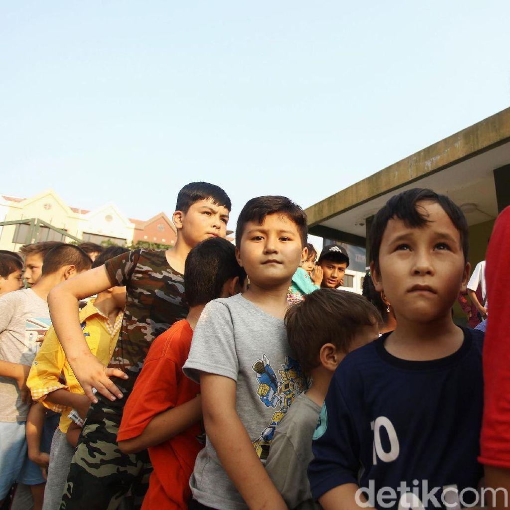UNHCR: Pencari Suaka Tak Bisa Pulang ke Negaranya karena Tak Aman