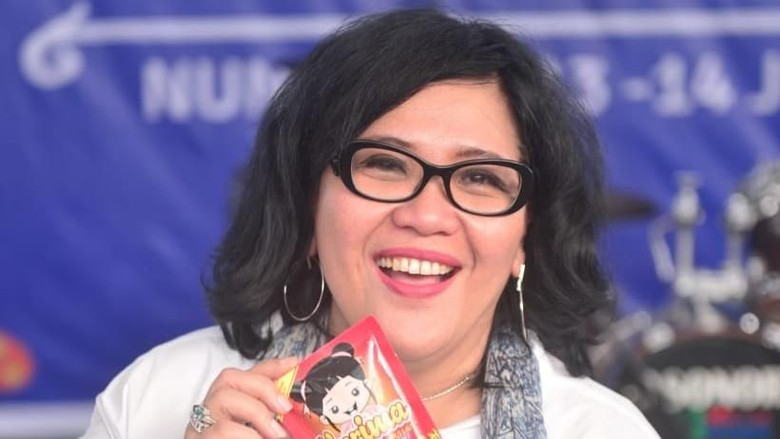 Asisten Deputi Bidang Pengembangan Pemasaran I Regional II Kemenpar Adella Raung /Foto: Dok Kemenpar