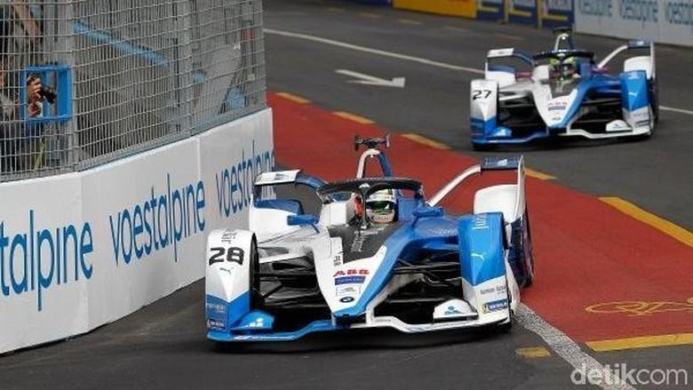 Ilustrasi Formula E Foto: BMW