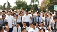 Pesan-pesan Mendikbud di Hari Pertama Sekolah