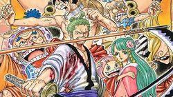 Manga One Piece 969: Kelicikan Orochi hingga Pertarungan Oden