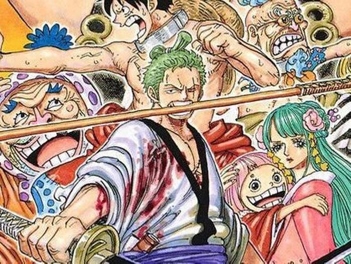 Komik Zoro One Piece