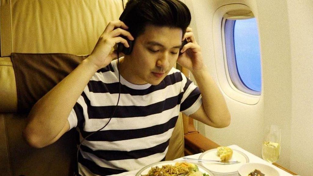 Kasus YouTuber Rius soal Menu Garuda Terkait Singapore Airlines?