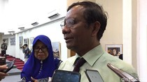 Mahfud Md: Jokowi Buka Peluang Adanya Kekuatan Kontrol di DPR