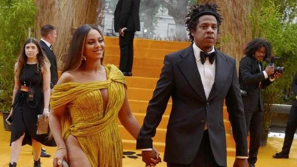 Beyonce Memukau di Premier The Lion King