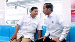 Gerindra Tak Bisa Ungkap Obrolan Jokowi-Prabowo: Ngomongnya Bisik-bisik