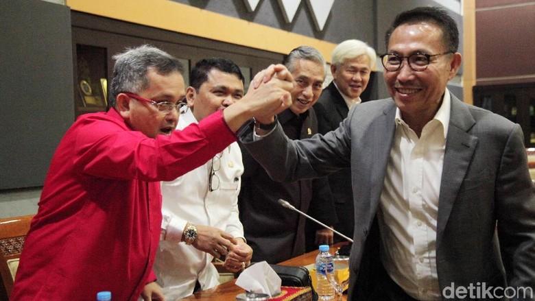 Komisi III DPR: Revisi UU KPK Tak Jadi Barang Tanpa Surpres Jokowi