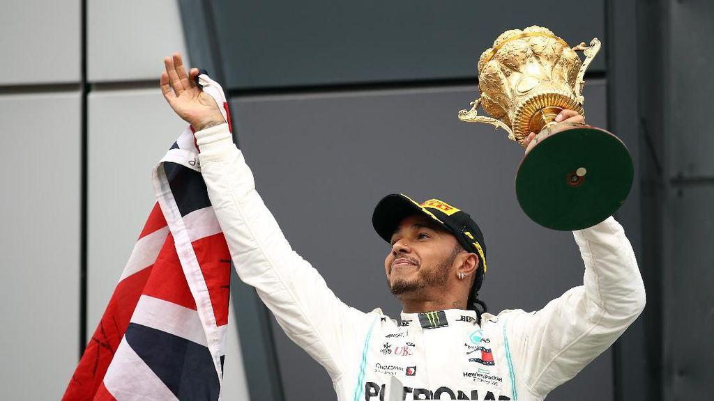 Kemenangan Bersejarah Lewis Hamilton di GP Inggris