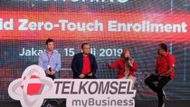 Gandeng Google, Telkomsel Rilis Solusi Android Buat Korporat