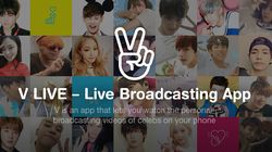 V Live, Layanan Streaming Korea yang Lagi Booming