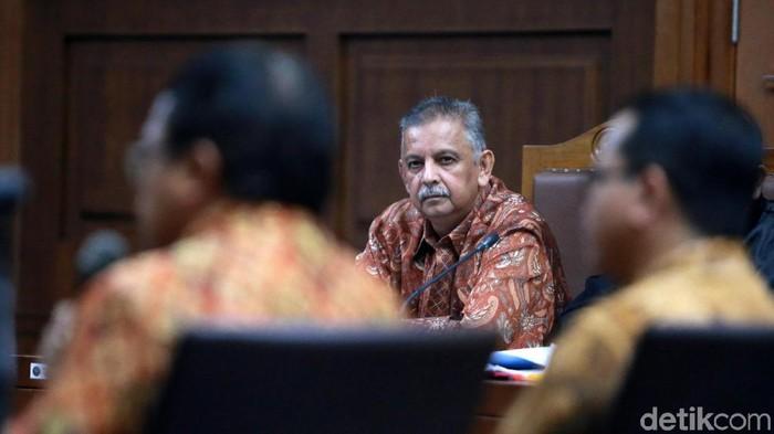 Mantan Direktur Utama PT PLN Sofyan Basir (Foto: Ari Saputra/detikcom)