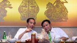 Lobi-lobi Menteri Prabowo-Jokowi