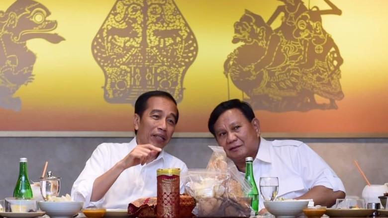 Gerindra Jelaskan Maksud Prabowo Bilang Siap Bantu Jokowi