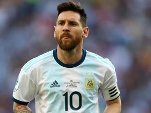 Bantu Atasi Krisis di Argentina, Lionel Messi Sumbang Makanan untuk Tunawisma