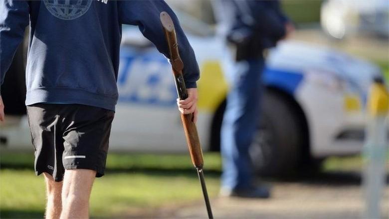 Warga Selandia Baru Serahkan Senjata Api Usai Teror Masjid Christchurch