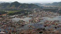 Peringatan Dini Bencana Alam Bakal Disebar Lewat SMS dan TV