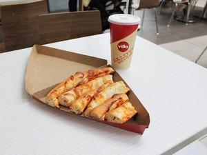 Mau Beli? Resto Ini Punya Menu Baru Isinya Cuma Roti Pinggiran Pizza