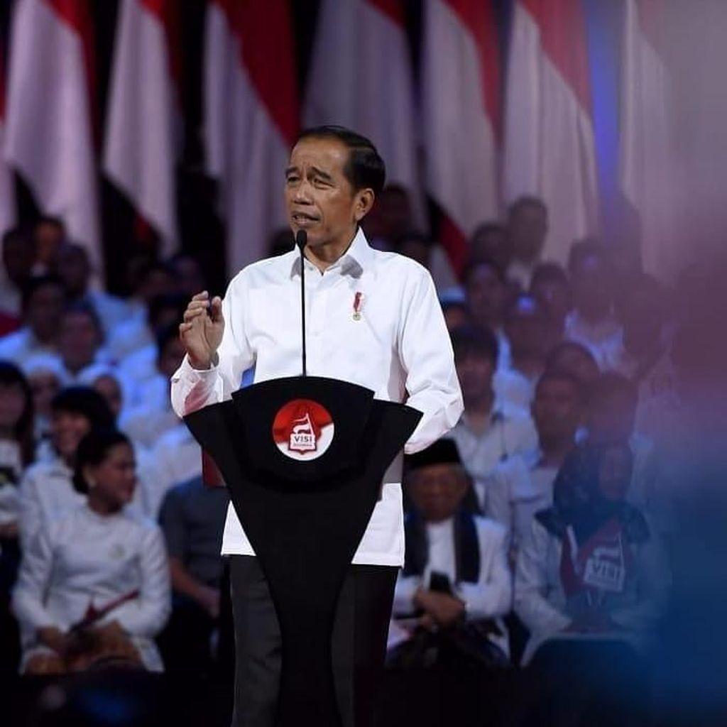 Beredar Lagi Susunan Kabinet Jokowi 2019-2024, TKN: Hoax!