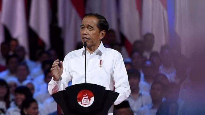 Presiden Jokowi/Foto: Instagram Jokowi