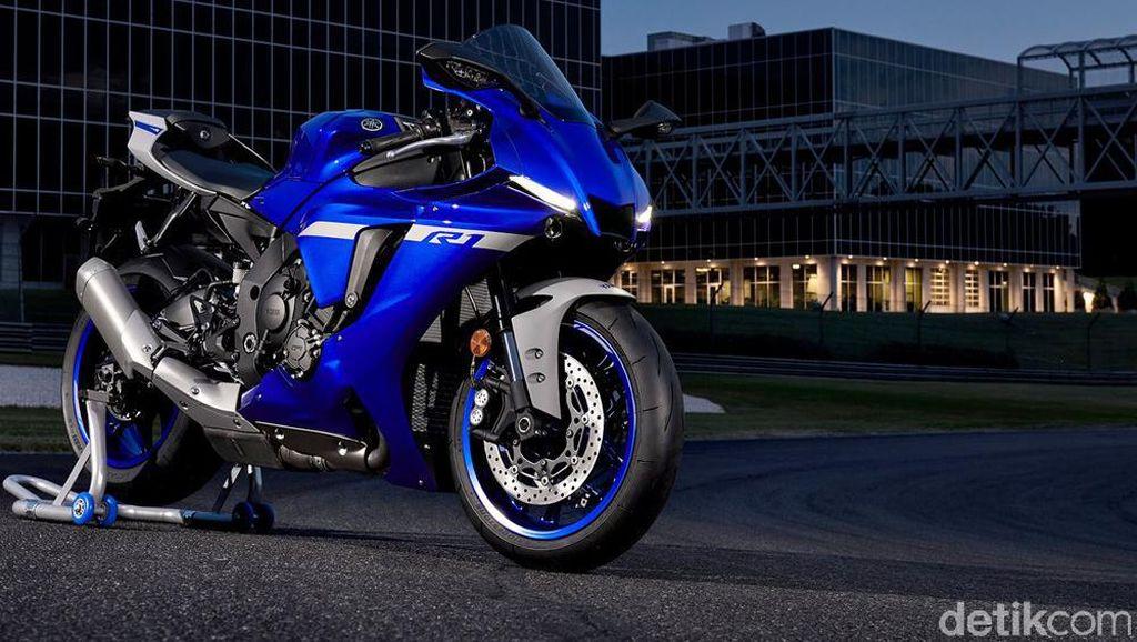 Yamaha Rilis Moge YZF-R1 Versi 2020, Ini Pembaruannya