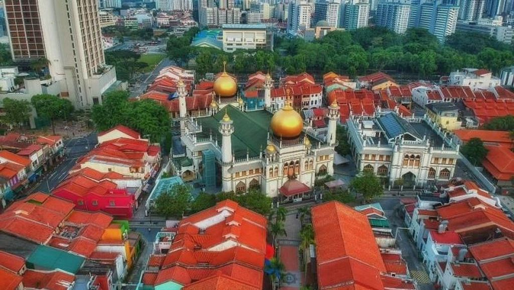Tempat Wisata Gratis di Singapura