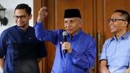 Amien Rais Ajak Jokowi Duduk Bareng Bahas Rekonsiliasi