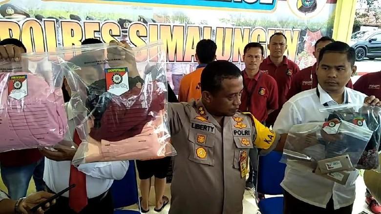 Polisi Amankan 2 ASN Simalungun Sumut yang Bikin Video Mesum