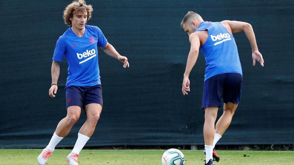 Berpengalaman di LaLiga, Griezmann Dituntut Langsung Nyetel di Barcelona