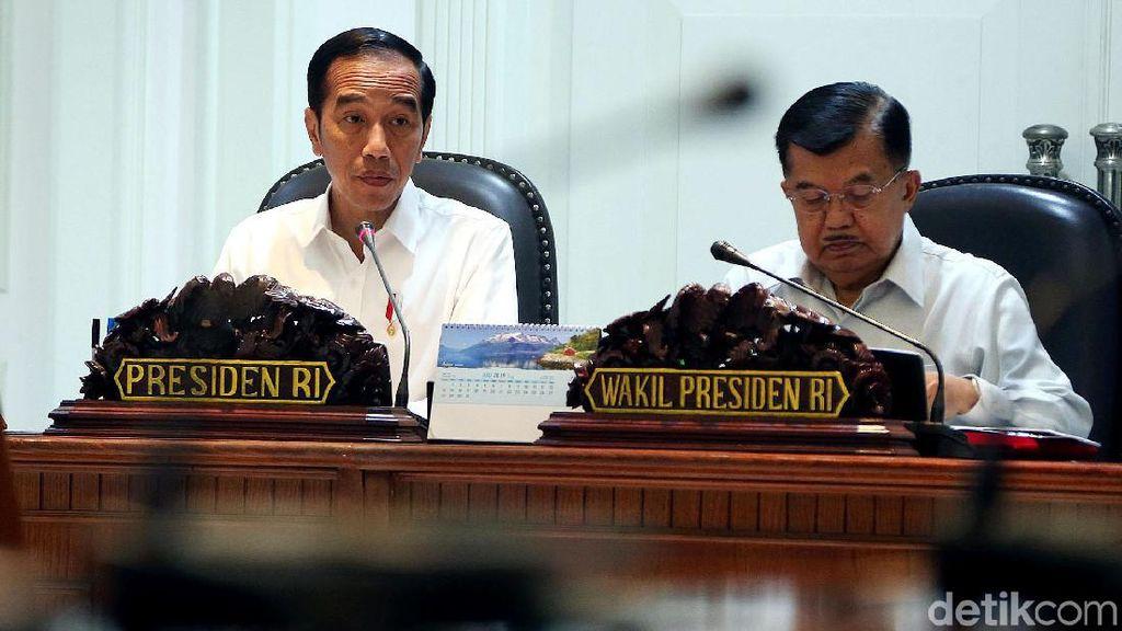 Jokowi Beri Arahan soal APBN 2020