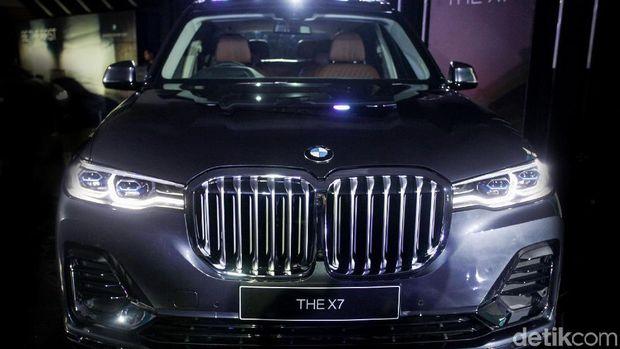 Grille terbesar dalam sejarah BMW