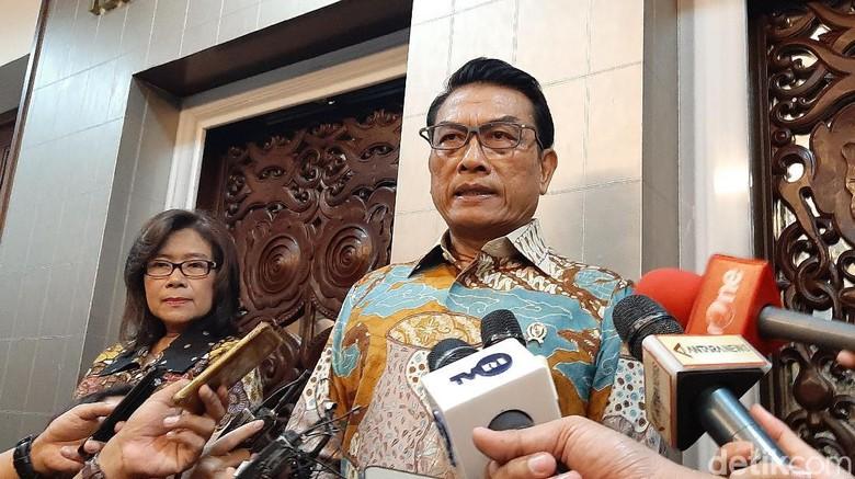 Moeldoko Tepis PA 212: Wiranto Tidak Benci Habib Rizieq