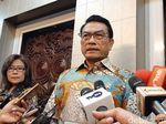 Anggota TNI Tewas Ditembak KKB di Nduga, Ini Kata Moeldoko