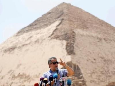 Mesir kembali Buka Piramida Kuno Untuk Publik