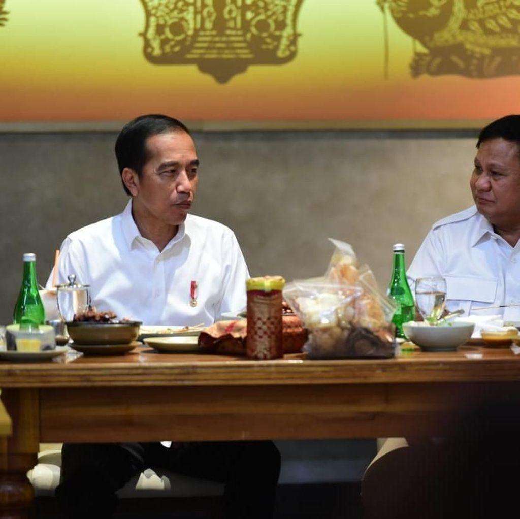 Gerindra: Prabowo, Megawati dan Jokowi Bertemu Besok Siang
