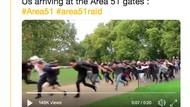 Militer AS Bisa Tembak Mati Penyerbu Area 51
