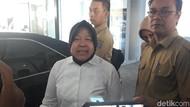 Datangi Polda Jatim, Risma Bahas Rencana Polsek Baru di Surabaya