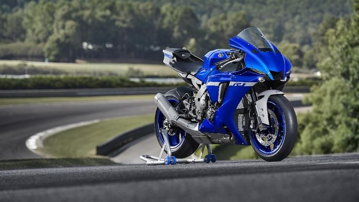 Yamaha mengumumkan pembaruan moge mereka, YZF-R1 dan YZF-R1M. YZF-R1 dan YZF-R1M 2020. Penasaran seperti apa?