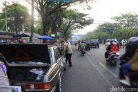 Mobil berpelat 'Married'