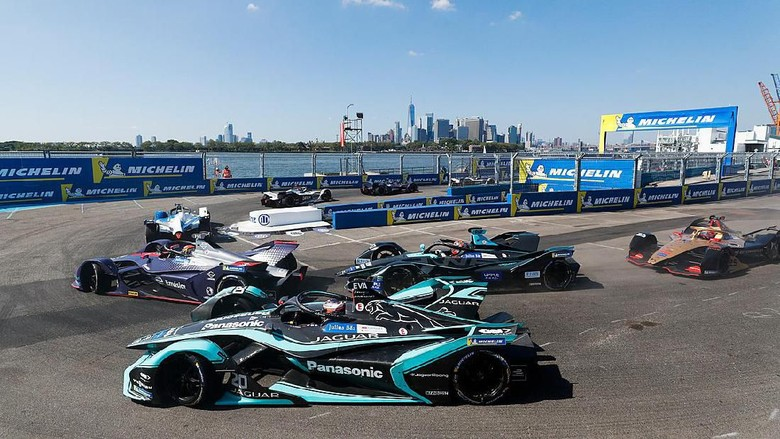 Balapan Formula E Foto: Getty Images