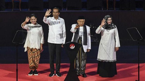 Strategi Main Aman dan Narasi Basi Pidato Jokowi