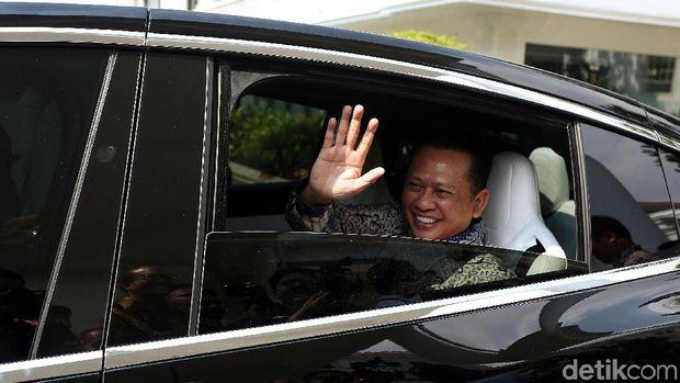 Ketua DPR Bambang Soesatyo alias Bamsoet.