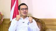 Kursi Menkes Diprediksi Kena Reshuffle, PDIP Bicara Sosok Hasto Wardoyo