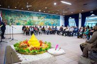 Pemilu di Tanah Air Berlangsung Damai, KBRI Den Haag Syukuran